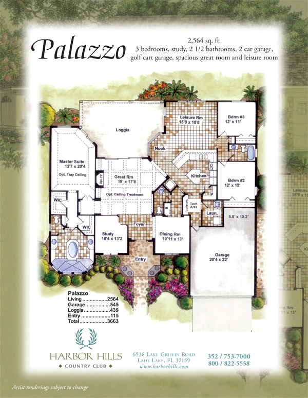 Palazzo Harbor Hills Country Club