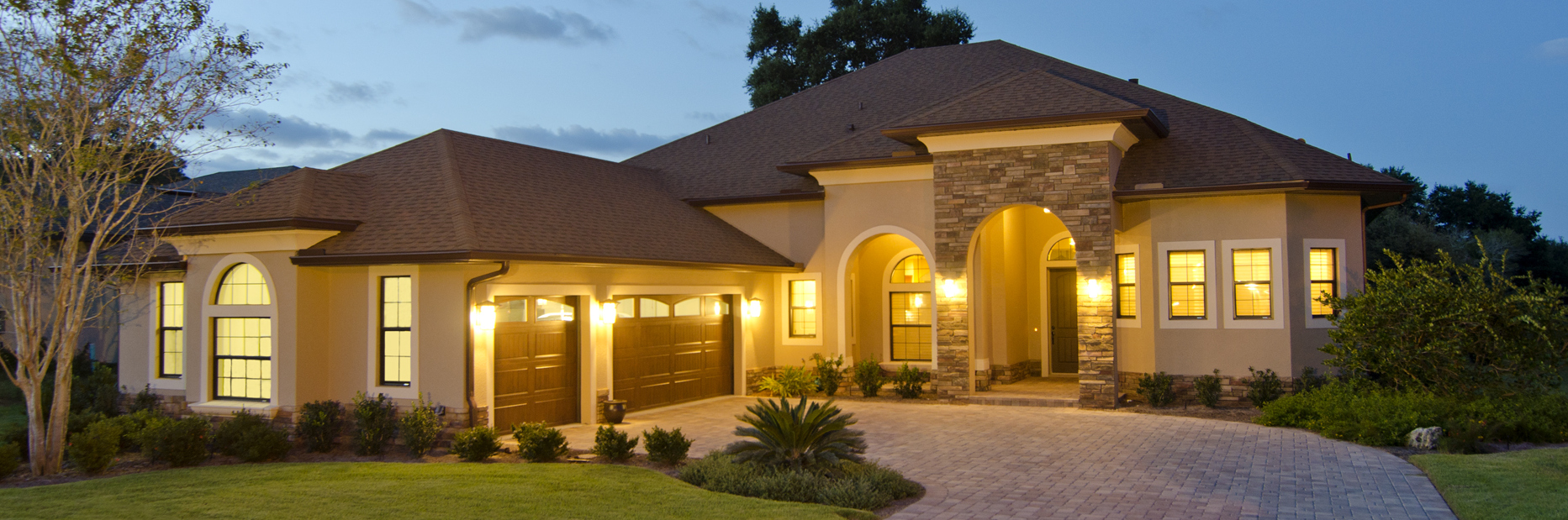Florida golf course homes harbor hills country club lady for Florida house plans for sale
