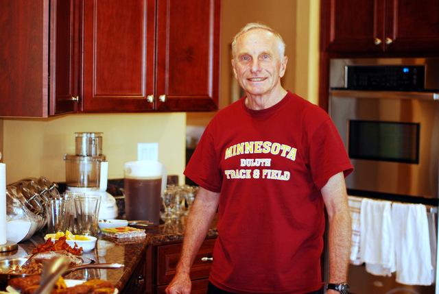 Harbor Hills resident John Fulkrod