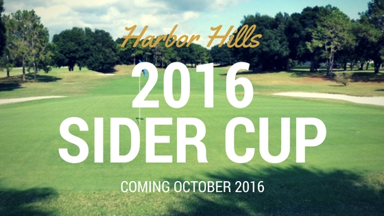 2016 Sider Cup October 2016