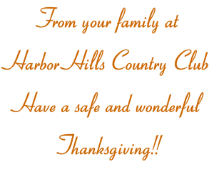 Thanksgiving phrase